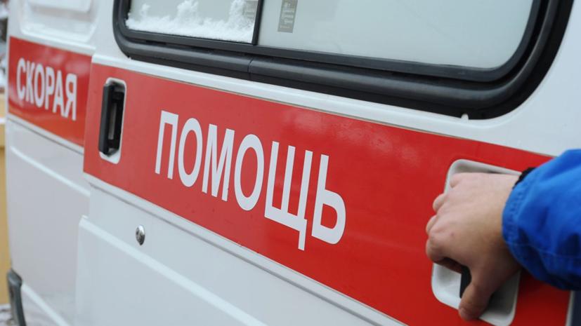 В Дагестане в результате опрокидывания «газели» погибли два человека