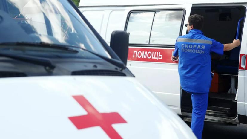 Под Волгоградом перевернулся минивэн сервиса BlaBlaCar, следовавший изАстрахани