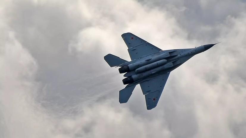 На МАКС-2019 представили истребитель МиГ-35 в новом облике