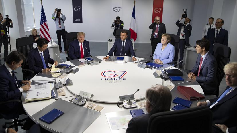 «Никогда и ни при каких условиях»: в Крыму оценили предложение Волкера «обменять» полуостров на возвращение России в G8