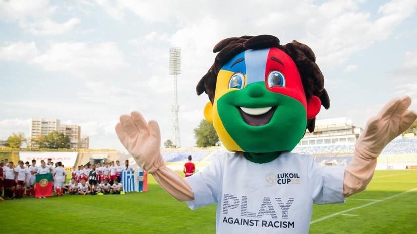 «Спартак» выступит на детском Кубке чемпионов по футболу в Болгарии