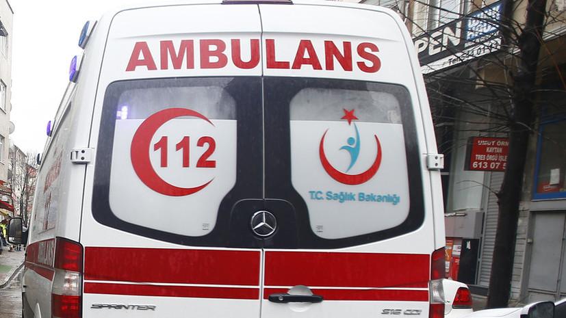 В Турции умерла пострадавшая в бассейне девочка из России