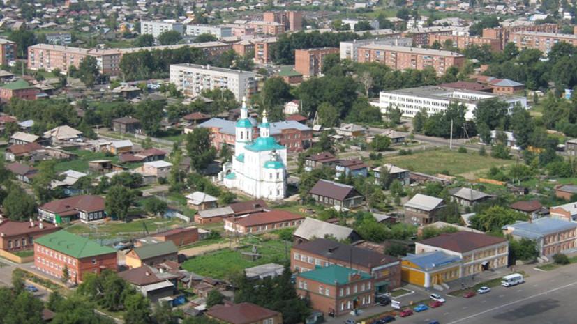 В Омской области реконструируют исторический центр старейшего города региона