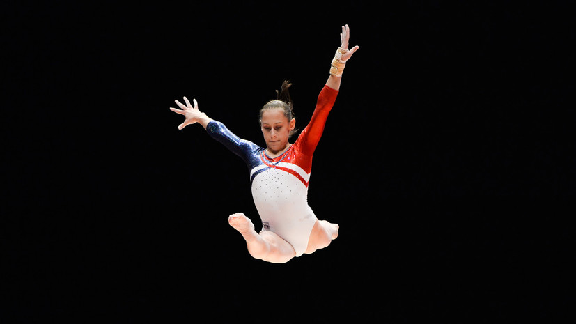 Гимнастка Харенкова сменила спортивное гражданство
