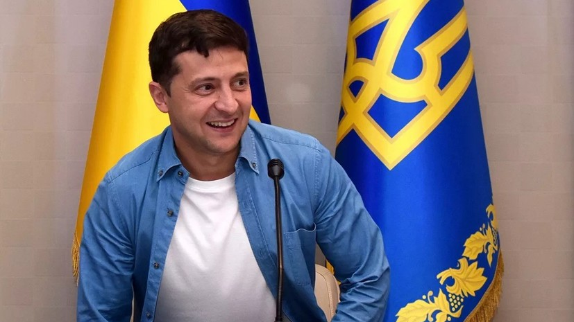 Зеленский оценил свои первые 100 дней президентства