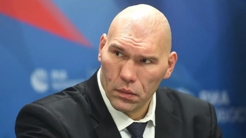 Валуев станет комментатором боксёрского поединка Поветкин — Фьюри
