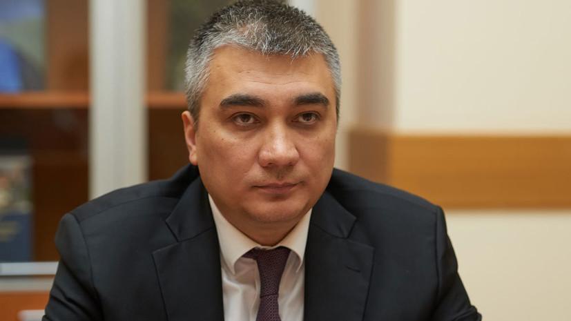 Посол оценил отношения Узбекистана и России