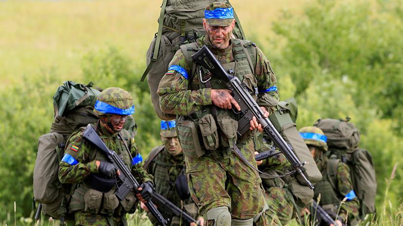 Дело молодых: почему Минобороны Литвы выступает за снижение призывного возраста