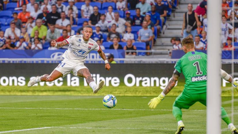 Соперник «Зенита» по ЛЧ «Лион» не сумел обыграть «Бордо» в матче Лиги 1