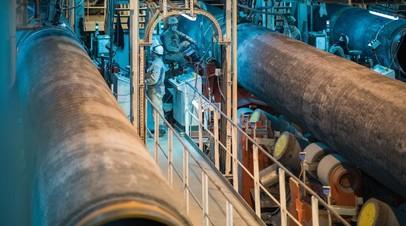 «Газпром»: газопровод «Северный поток — 2» построили на 71%