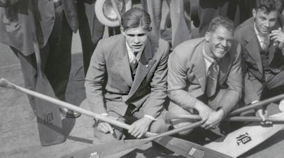 Джон Лысак в 1936 году