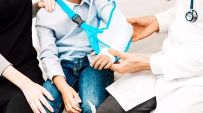В Ростовской области из-за неудачного лечения перелома ребёнку ампутировали руку