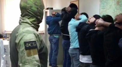 ФСБ пресекла деятельность финансирующей ИГ ячейки в Калужской области