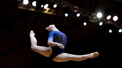 Мустафина не выступит на чемпионате мира по спортивной гимнастике в Штутгарте