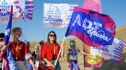 Куратор арт-квартала «Таврида народная» подвела итоги фестиваля