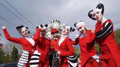 Фестиваль уличных театров пройдёт 6 и 7 сентября в Уфе