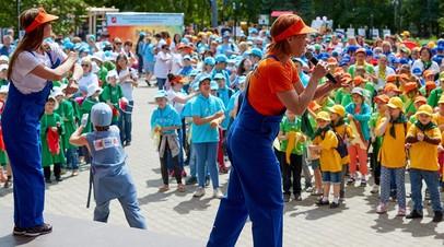 Около 25 тысяч школьников приняли участие в программе «Московская смена»