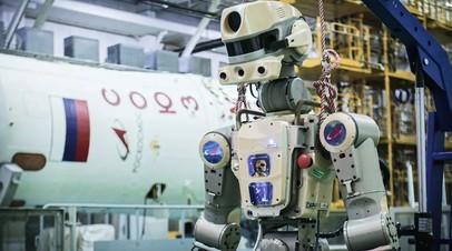 Участник проекта по созданию робота FEDOR рассказал о его задачах на МКС