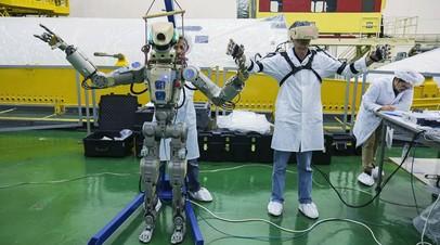 Участник проекта по созданию робота FEDOR рассказал о программе