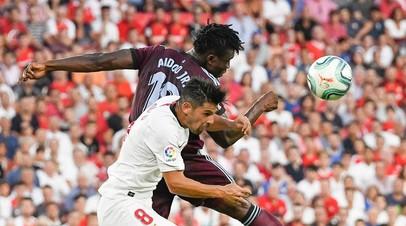 «Севилья» не сумела обыграть «Сельту» в матче чемпионата Испании по футболу