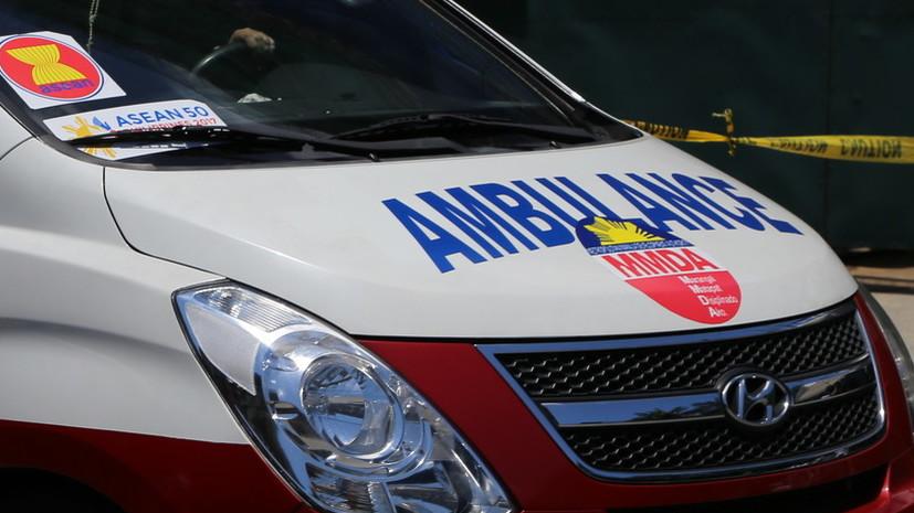 На Филиппинах при крушении самолёта погибли семь человек