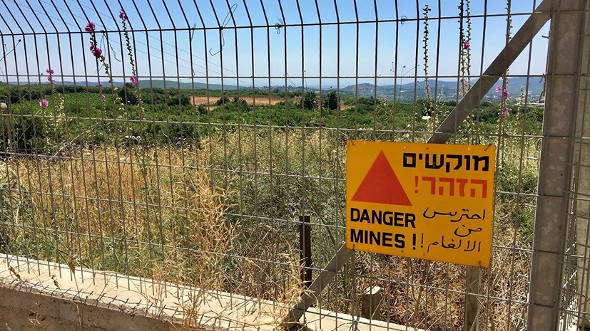Армия Израиля созналась в поджоге ливанских лесов беспилотниками