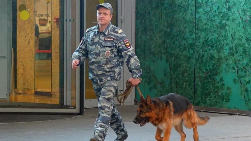 В Петербурге эвакуируют людей из ТЦ из-за задымления