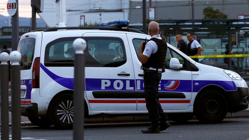 Напавший с ножом на людей во Франции употреблял наркотики