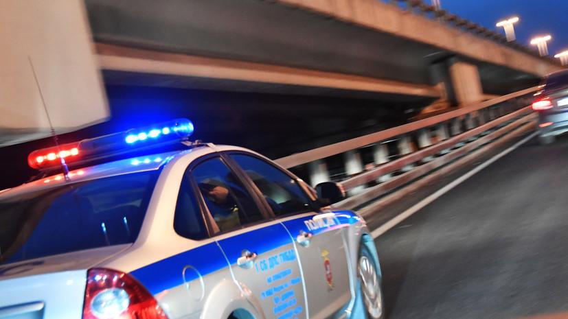Porsche Cayenne сбил ребёнка в Москве