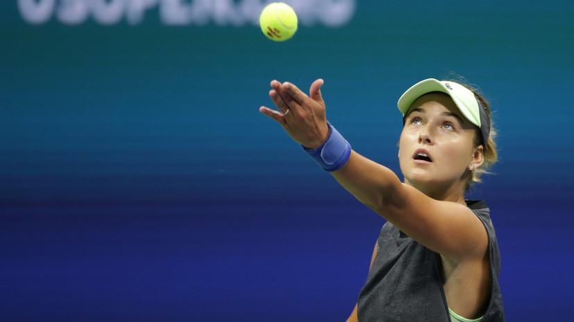 Кирьос назвал Калинскую своей любимой теннисисткой
