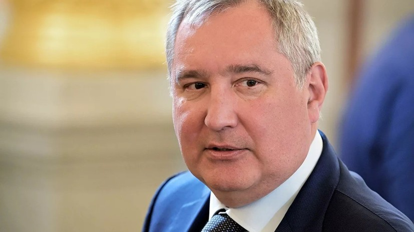 Рогозин отреагировал на критику строительства космодрома Восточный