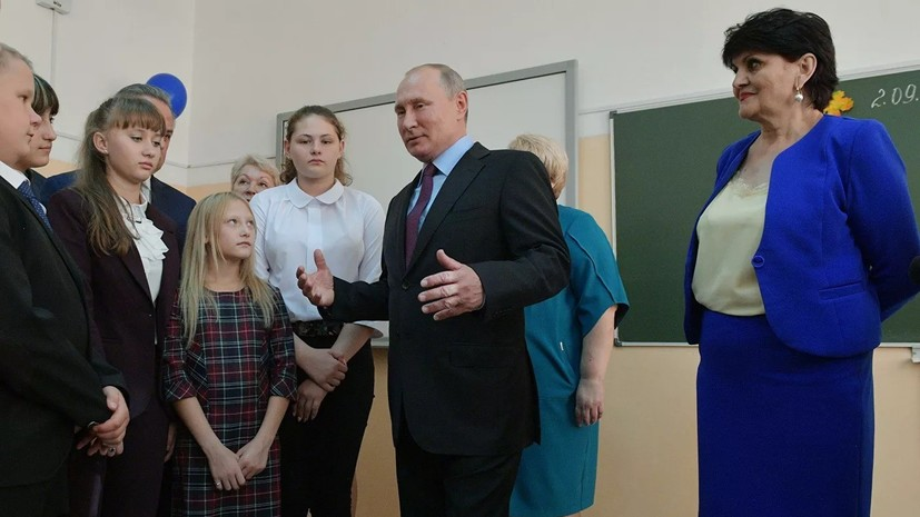 Путин пообещал тулунцам сохранить режим ЧС до решения жилищных проблем