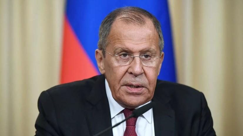 Лавров заявил о попытках США спровоцировать Иран
