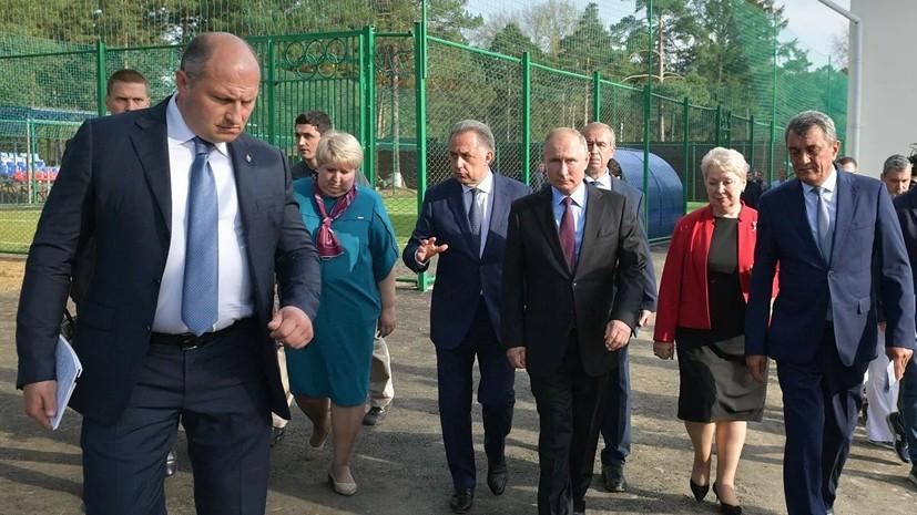 Путин потребовал оперативной выплаты компенсаций жителям Тулуна