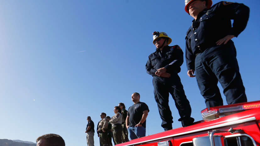 СМИ: В Калифорнии более 30 человек погибли при пожаре на судне