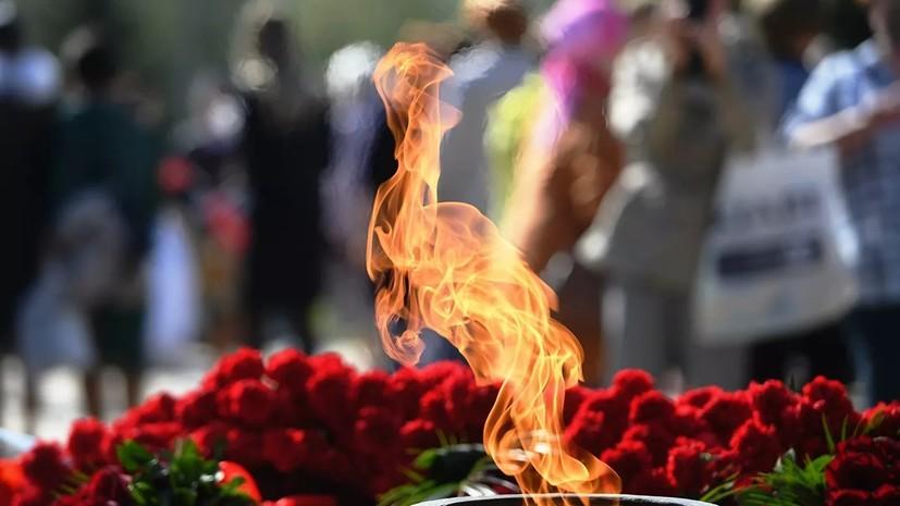В Ростовской области захоронили останки 46 участников Великой Отечественной войны