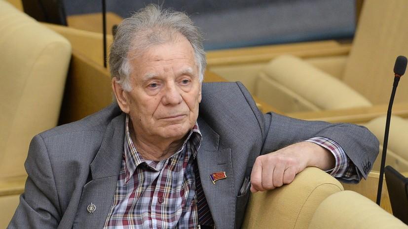 Имя Жореса Алфёрова присвоили Академическому университету РАН в Петербурге