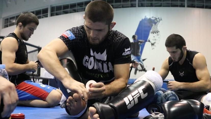 Нурмагомедов заявил, что должен быть готов драться с Порье всю ночь