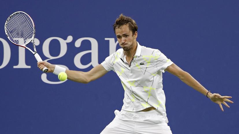 Зверев считает, что Медведев переходит черту в ситуации с болельщиками на US Open