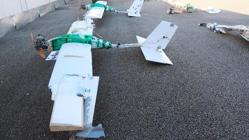 Рядом с авиабазой Хмеймим уничтожили два беспилотника террористов