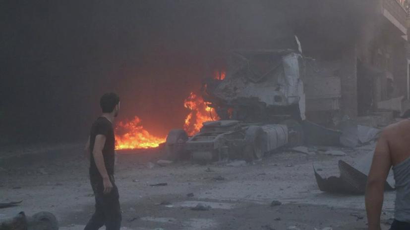 ООН: с конца апреля в Идлибе убиты более тысячи человек