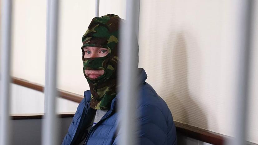 Обвинённому в госизмене Воробьёву продлили арест до декабря