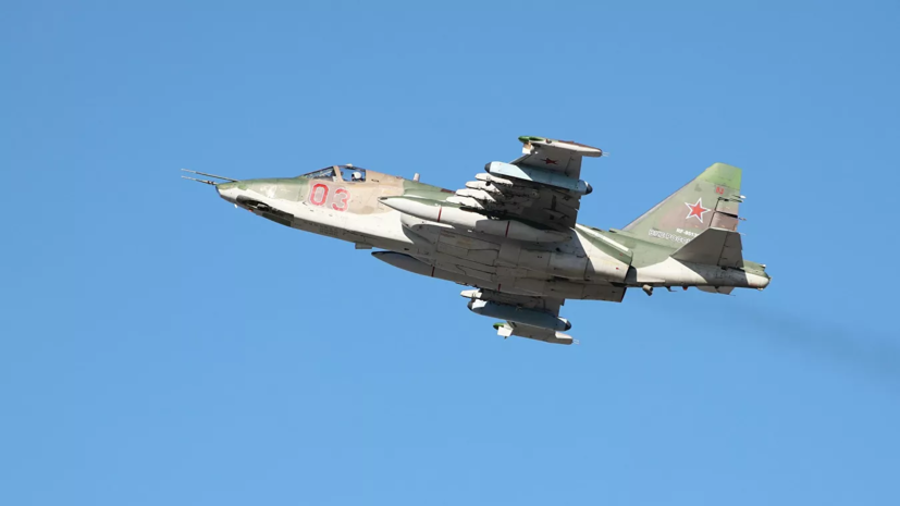 Найдены тела пилотов разбившегося на Ставрополье Су-25