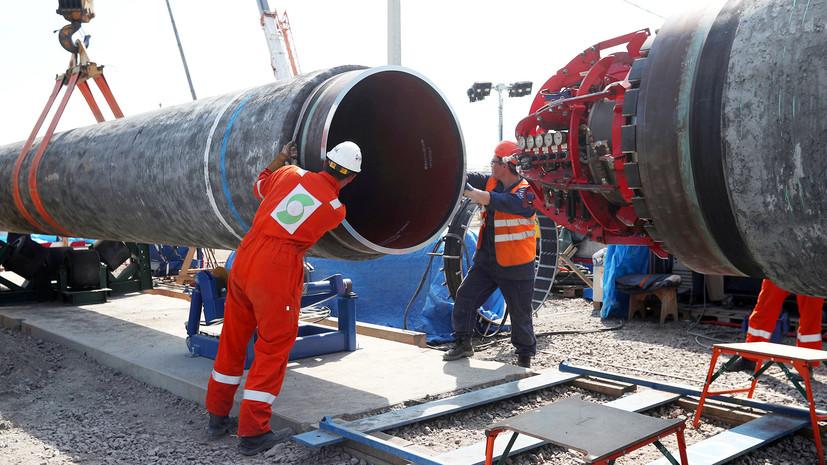 «Попытка поторговаться»: Польша не намерена продлевать контракт с «Газпромом» после 2022 года