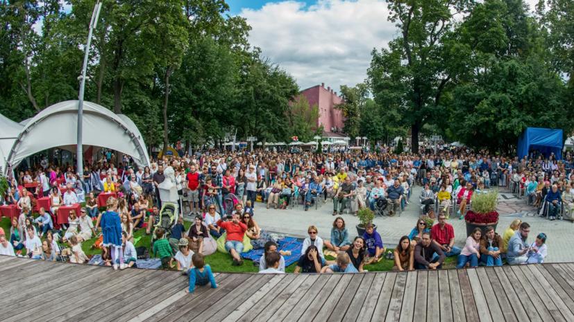 «Театральный марш» пройдёт в Москве в День города