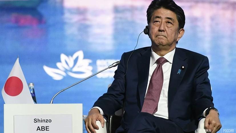 Абэ призвал Путина сделать всё для заключения мирного договора