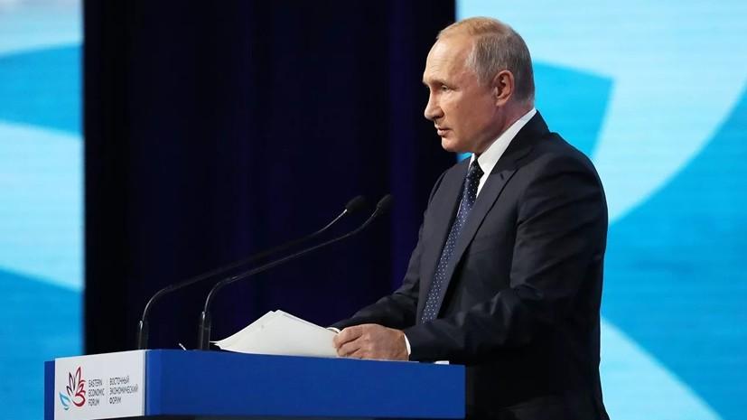 Путин прокомментировал ситуацию с обменом между Россией и Украиной