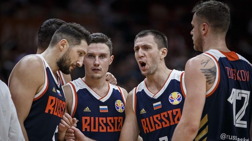 Целостная игра России, уязвимость США и вылет Турции: чем запомнился первый раунд КМ по баскетболу