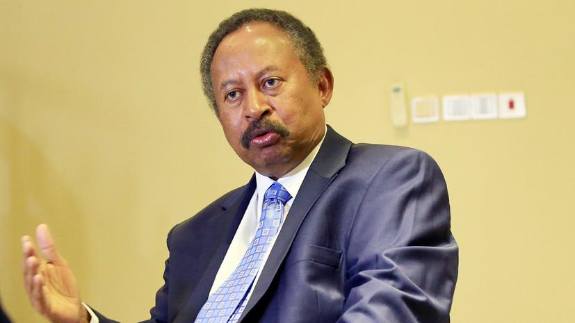 В Судане утвердили новый состав правительства