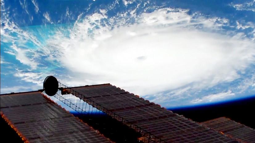 Метеобюро Канады предупредило о приближении урагана «Дориан»